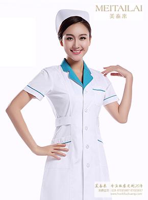 <b>夏季定做医院短袖护士服</b>
