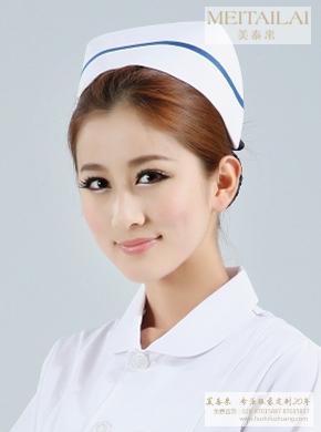 白色护士帽