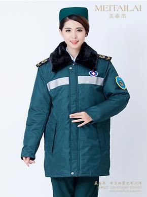冬季厚款外套