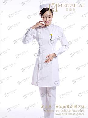 女士长袖护士服